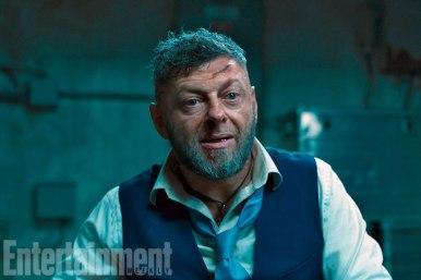 Marvel Studios' BLACK PANTHER Ulysses Klaue (Andy Serkis)